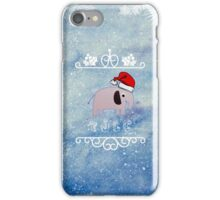 Johnlock Christmas iPhone Case/Skin