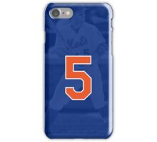 David Wright - #5 New York Mets Phone Case iPhone Case/Skin