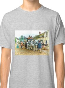 Departing Cranford Classic T-Shirt