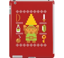 Link's Christmas Gifts  iPad Case/Skin