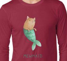 Mewmaid Long Sleeve T-Shirt