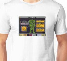 Space Metroid Suit Unisex T-Shirt
