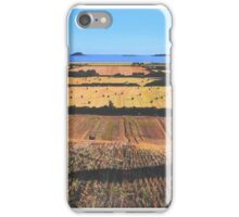Autumnal View Of Garryvoe iPhone Case/Skin