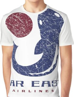 Far East Airlines Graphic T-Shirt