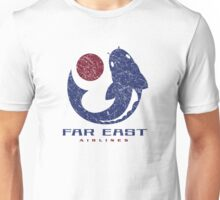 Far East Airlines Unisex T-Shirt