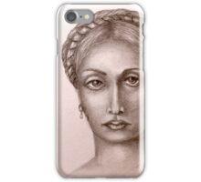 Lucrezia Study 1 iPhone Case/Skin