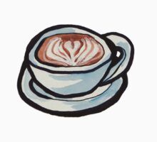 latte art by HiddenStash