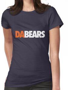 Da Bears Womens Fitted T-Shirt