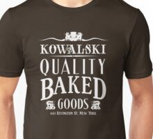 Kowalski Quality Baked Goods Unisex T-Shirt