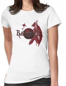 Bayonetta Womens Fitted T-Shirt