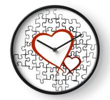 Parent and Child Clock