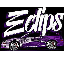 Eclips GTS Photographic Print
