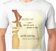 Feel the Earth Unisex T-Shirt