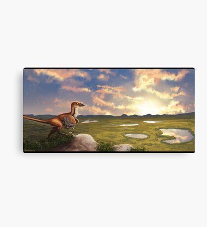 Early Cretaceous  Canvas Print