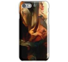Baroque Surrealisticalia Catus 1 No. 1 L B iPhone Case/Skin