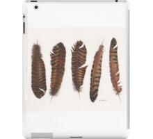 Pheasant roadkill iPad Case/Skin