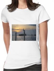 The Remains of the Day Womens Fitted T-Shirt
