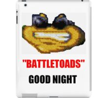 hilarious laughing colours battletoads parody iPad Case/Skin