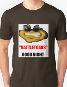 hilarious laughing colours battletoads parody Unisex T-Shirt