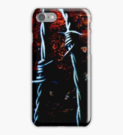 Deforestation iPhone Case/Skin