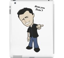 Friends - How you doin?  iPad Case/Skin