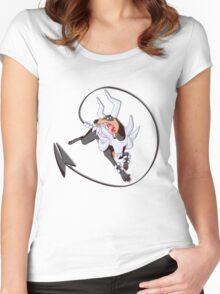 Hellhound Women's Fitted Scoop T-Shirt