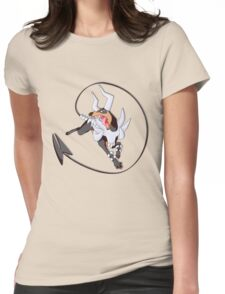 Hellhound Womens Fitted T-Shirt