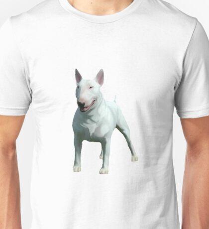 bull terrier spud mackenzie Unisex T-Shirt