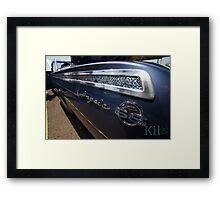 Impala SS Metal Trim Framed Print