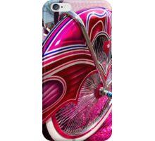 Bike Patterns iPhone Case/Skin