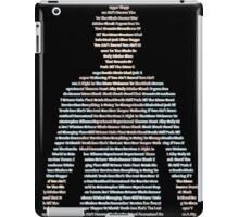 Thomas Black iPad Case/Skin