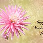 Pink Mum with Little Bud ~ for Mom by SummerJade