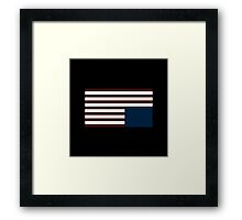 """""""Democracy is so overrated."""" Framed Print"""
