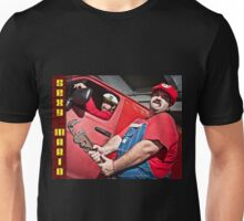 SexyMario - Wrench in Hand Unisex T-Shirt