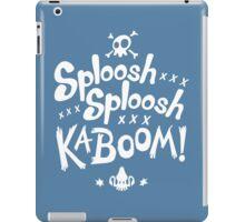Sploosh Sploosh Kaboom! iPad Case/Skin