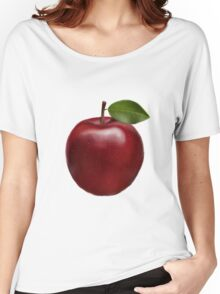 Apple Women's Relaxed Fit T-Shirt