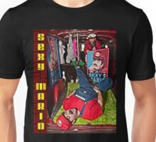 SexyMario - Mobile Party Unisex T-Shirt