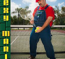 SexyMario - Tennis anyone? by SexyMario