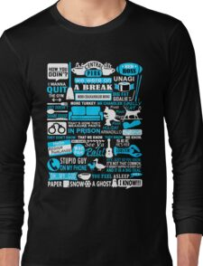 Friends - All in one tshirt  Long Sleeve T-Shirt