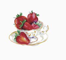 Strawberries, Fruits Baby Tee
