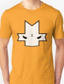 Crasher Knight Face (Orange) T-Shirt