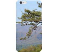 Mountain Tree iPhone Case/Skin