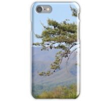 Mountain Tree iPhone Case/Skin