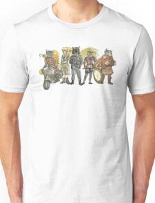 Steampunk Justice Revolution Clan Unisex T-Shirt