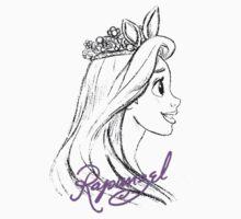 Corona Princess Rapunzel Kids Clothes