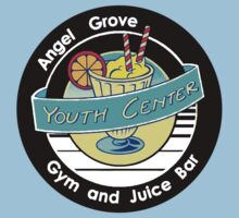 Angel Grove Youth Center - Gym & Juice Bar by shinkenguard
