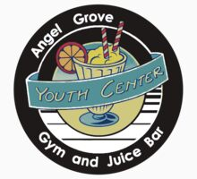 Angel Grove Youth Center - Gym & Juice Bar Kids Clothes
