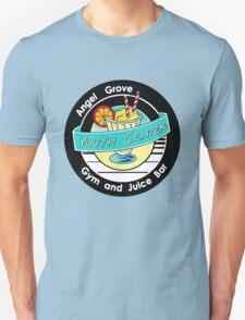 Angel Grove Youth Center - Gym & Juice Bar Unisex T-Shirt