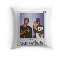The Underachievers Throw Pillow