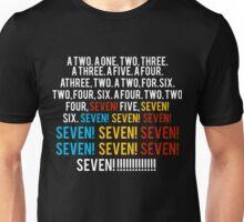 Friends - seven seven seven  Unisex T-Shirt